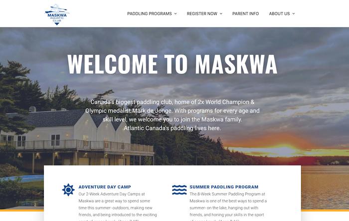 maskwa website